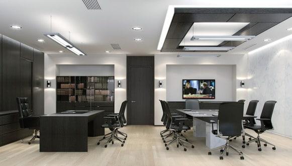 Стиль офиса Европейский
