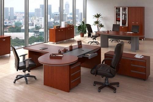 Стиль офиса Манхеттен