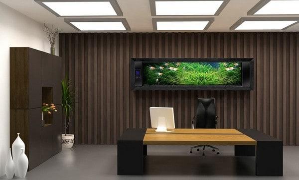 дизайн для ремонта офиса в 2019