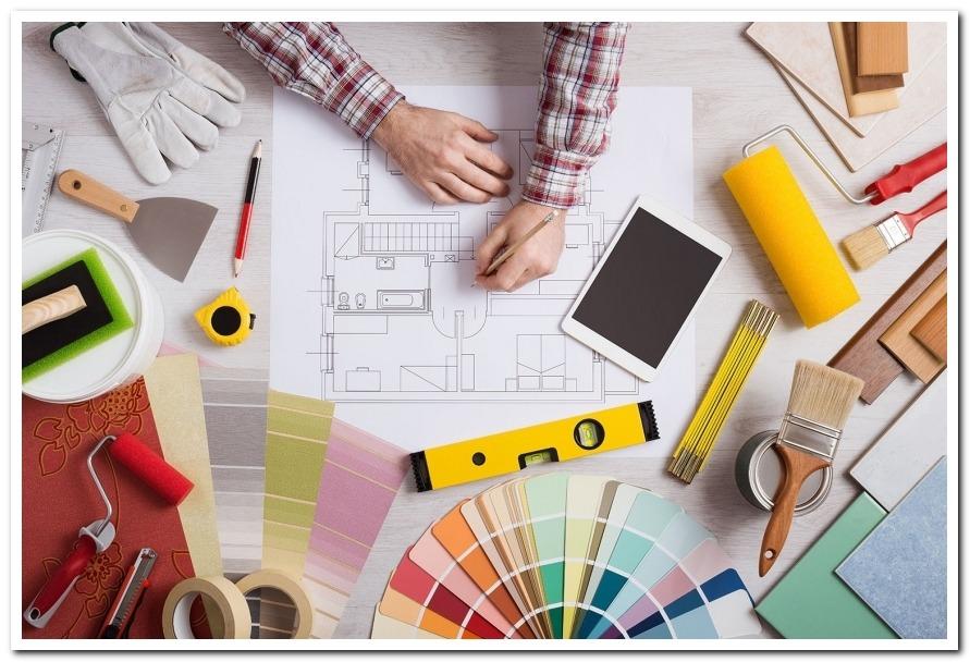 Основные виды ремонтных работ